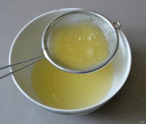 Лимонный соус - фото шаг 4