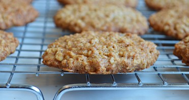 Овсяное печенье с бананом - фото шаг 6