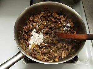Сливочный суп с белыми грибами - фото шаг 3