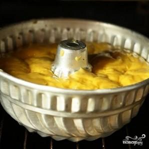Кекс с бразильским орехом, вареньем и шоколадом - фото шаг 16