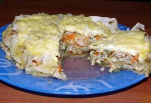 Ачма с мясом из лаваша - фото шаг 7