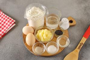 Тесто с картофельным пюре для булочек - фото шаг 1