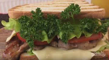 Вкуснейшие сэндвичи дома - фото шаг 6