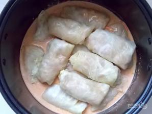 Голубцы в томатно-сметанном соусе - фото шаг 10