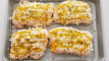 Курица в сырной панировке (Пармезан) - фото шаг 5