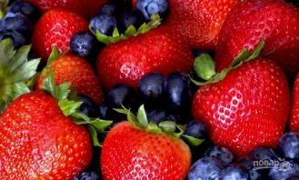 Канапе из фруктов - фото шаг 3