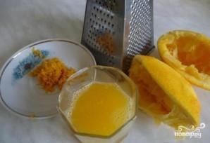 Кулич с цитрусовым соком - фото шаг 2
