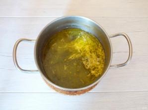 Соус из стручковой фасоли - фото шаг 3