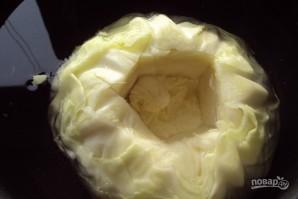Белокочанная капуста маринованная - фото шаг 2