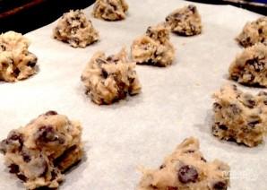 Быстрое песочное печенье с шоколадом - фото шаг 5