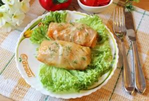 Постные голубцы с овощами - фото шаг 13