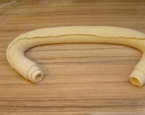 Хачапури без дрожжей - фото шаг 3