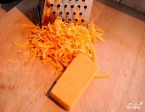 Картофель со свининой и сыром в духовке - фото шаг 6