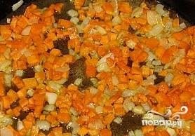 Макароны с морковью и луком - фото шаг 7