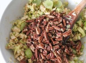 Салат с курицей и авокадо - фото шаг 3