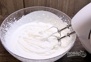 Крем из сыра маскарпоне - фото шаг 1