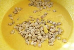 Пирог из кукурузной муки на кефире - фото шаг 2