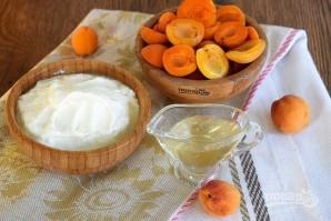Десерт из свежих абрикосов - фото шаг 2