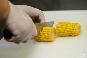 Кукуруза в духовке - фото шаг 2