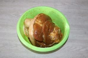 Маринад для свиной рульки в духовке - фото шаг 5