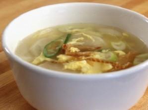 Суп из вяленой рыбы - фото шаг 4