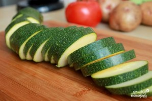 Овощной тиан - фото шаг 2