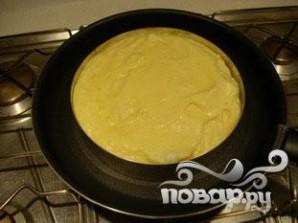Омлет-суфле с сыром - фото шаг 4
