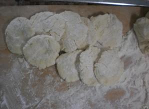 Беляши с мясом в духовке - фото шаг 1