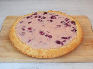 Пирог с вишней и йогуртом - фото шаг 11