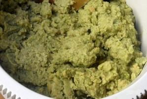 Печеньки с зеленым чаем - фото шаг 2