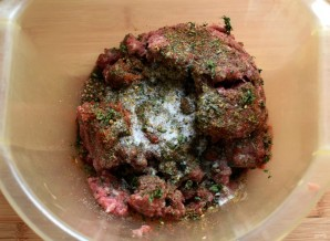 Кебабы в овощах по-турецки - фото шаг 2