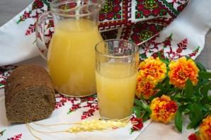 Квас из бородинского хлеба - фото шаг 5