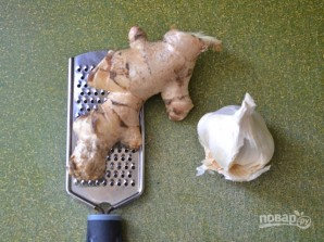 Африканский ореховый суп - фото шаг 1