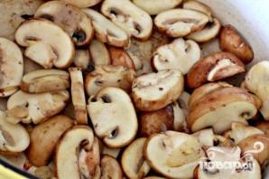 Говядина с черникой и грибами - фото шаг 3