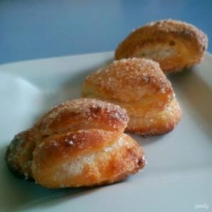 """Печенье """"Творожные конвертики"""" - фото шаг 10"""