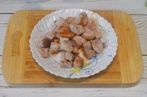 Жареная свинина с брокколи - фото шаг 4