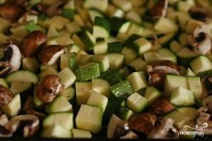 Суп из фасоли и жареных овощей - фото шаг 3