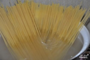 Спагетти с болгарским перцем - фото шаг 5