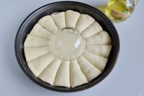 Пирог с шоколадной пастой, маком и орехами - фото шаг 7