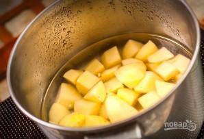 Жареный картофель - фото шаг 1