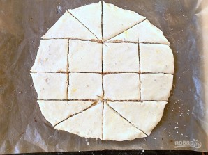 Ореховые слойки на ряженке - фото шаг 8