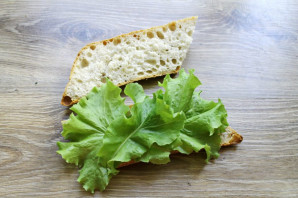 Греческий сэндвич - фото шаг 3