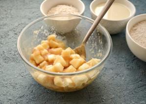 Яблочный хлеб  - фото шаг 3