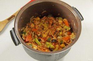 Овощное рагу - фото шаг 8