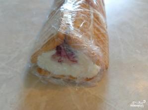 Десерт из печенья и творога - фото шаг 6