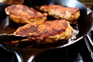 Энчиладас с курицей и сыром - фото шаг 2
