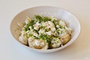 Картофельный салат от Джейми Оливера - фото шаг 8