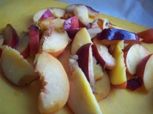 Десерт из нектаринов - фото шаг 2