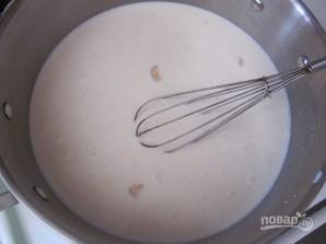 Рисовый пудинг с изюмом и миндалем - фото шаг 4