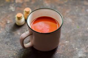 Стручковая фасоль в томатном соусе - фото шаг 4